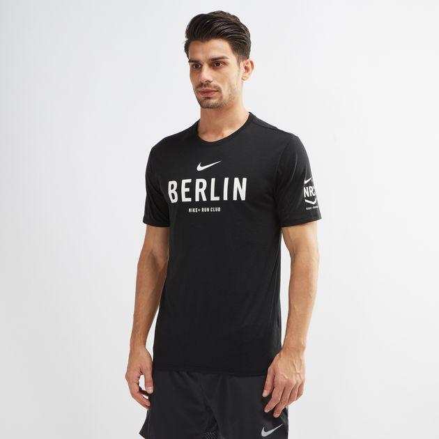 d12be5f4347f Nike Dri-FIT Run Club Berlin T-Shirt
