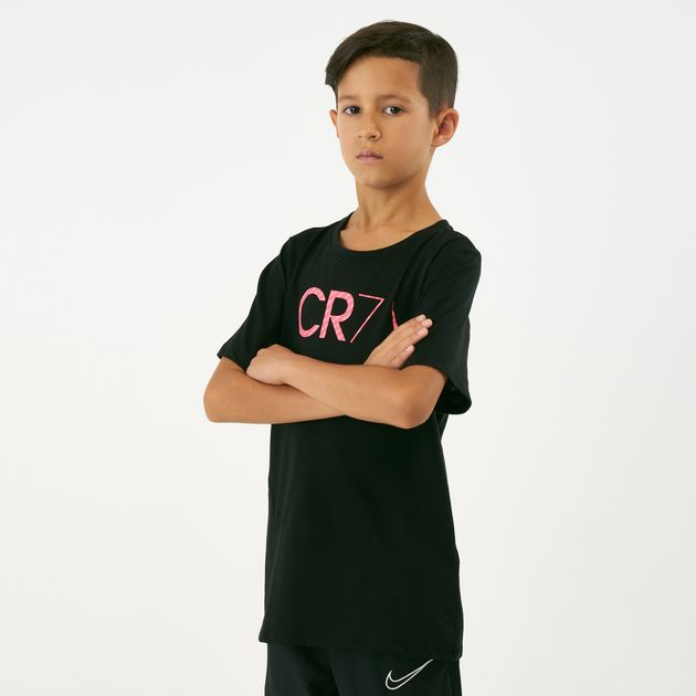 aa914f38fcc Nike Kids  Dry CR7 Chapter 7 T-Shirt (Older Kids)