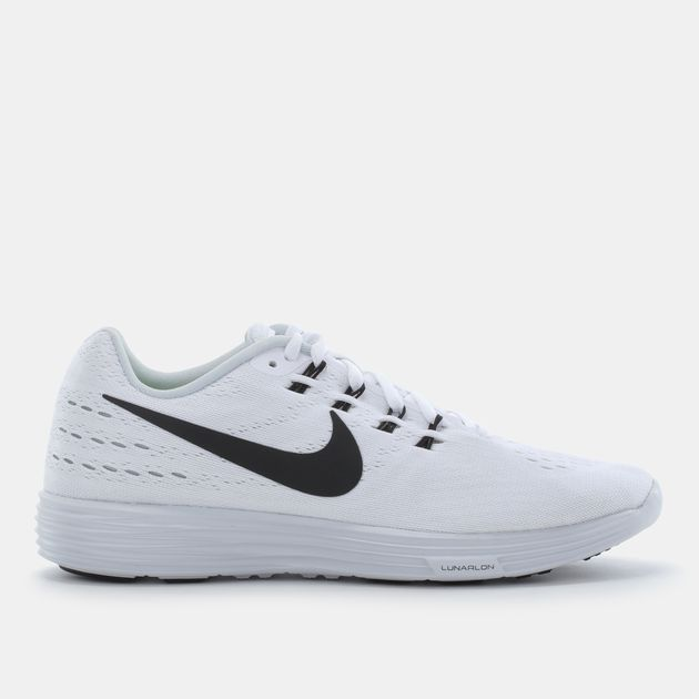 sports shoes bdf7f a1eda Shop White Nike LunarTempo 2 Print Running Shoe for Womens ...