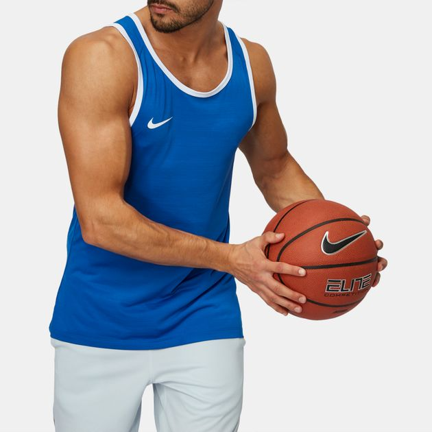 a0d225dc398ce Nike Dry Basketball Crossover Basketball Tank Top