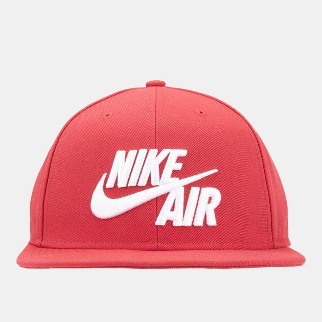 2baec0e3ba9 Nike Sportswear Air True Snapback Cap - Red