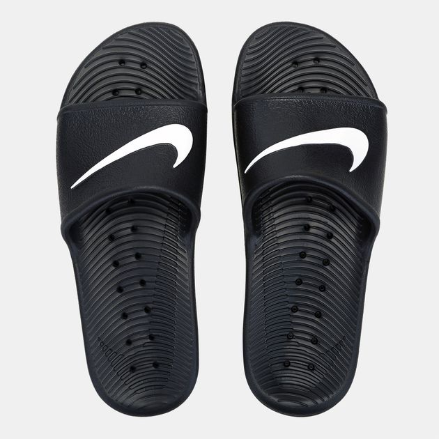 d130acc6d Nike Kawa Shower Slides - Black