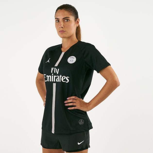 62e7b129a0 Nike Women's Paris Saint Germain Stadium Third Jersey 2018/19 ...