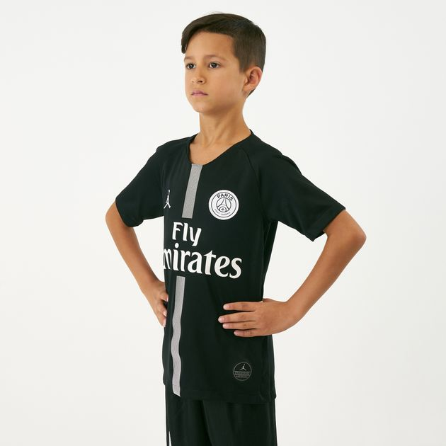 37caf3295 Nike Kids  Paris Saint Germain Stadium Third Football Jersey (Junior ...
