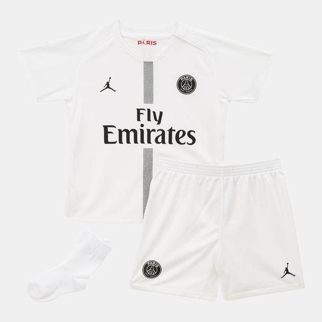 da3af18da Nike Kids  Paris Saint-Germain Breate Football Third Kit - 2018 19 ...