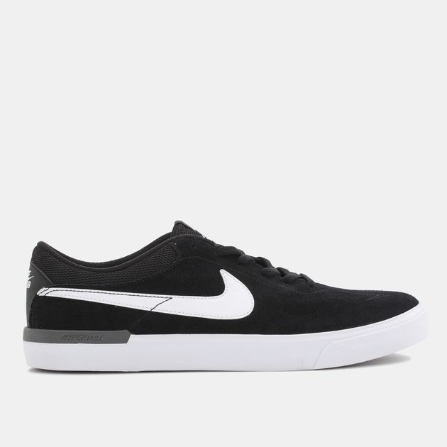 discount d5115 a0c94 Shop Black Nike SB Koston Hypervulc Skateboarding Shoe for Mens by ...