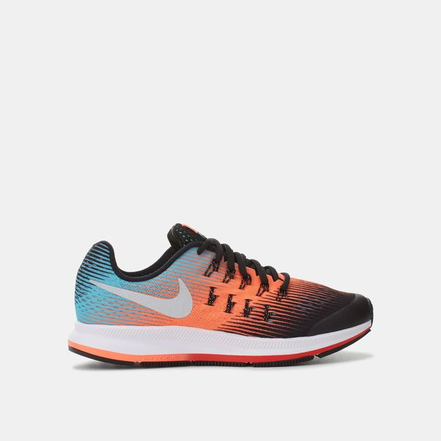 best service 38eeb b0989 Shop Black Nike Kids' Air Zoom Pegasus 33 (Grade School ...