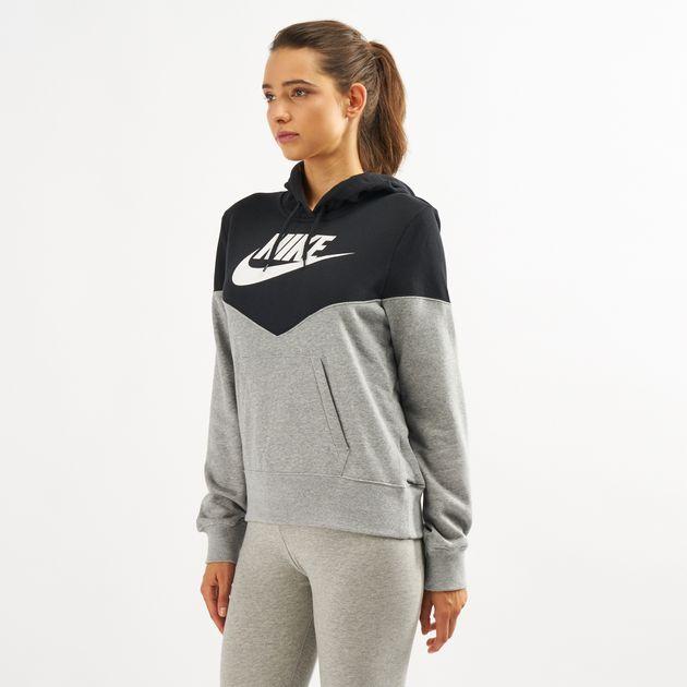 75ff9309c9a5 Nike Sportswear Heritage Hoodie