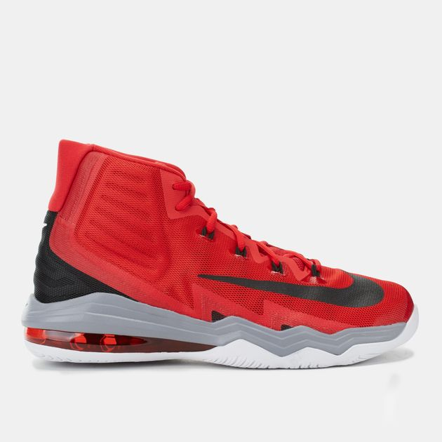 366cc5d82648 Shop Red Nike Air Max Audacity Shoe 2016 for Mens by Nike