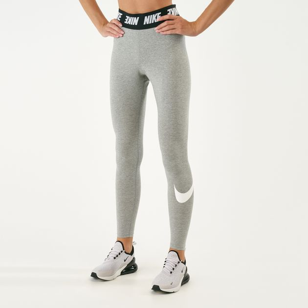 c8b5a7b1a3 Nike Women's Sportswear Club High-Waist Leggings