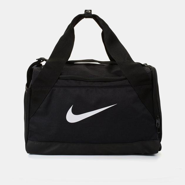 Shop Black Nike Brasilia Extra Small Duffle Bag for Unisex by Nike  579ddfee5cdb