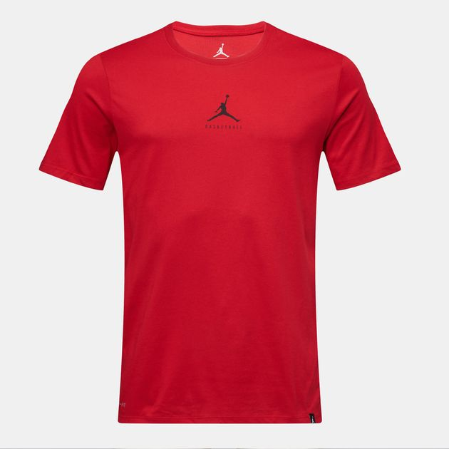 8a64387821d2 Jordan Dry-Fit 23 7 Jumpman Basketball T-Shirt