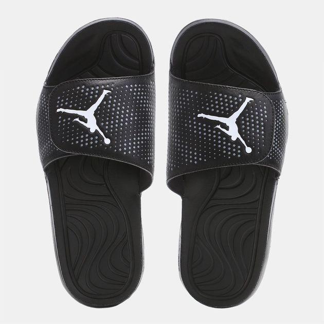 Jordan Hydro 5 Sandals - Black