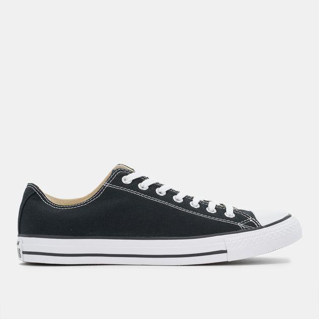 Shop Black Converse Chuck Taylor All Star Core Oxford Shoe for ... 2ac99fdea