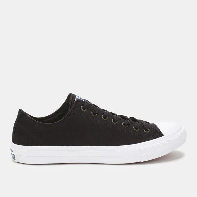 0d277d1d35c6 Shop Black Shop Black Converse Chuck Taylor All Star II Shoe for ...
