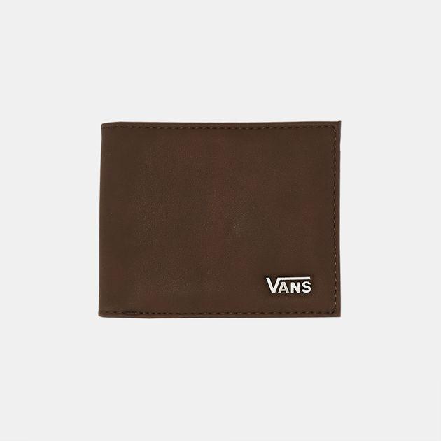 Vans Suffolk Wallet - Brown