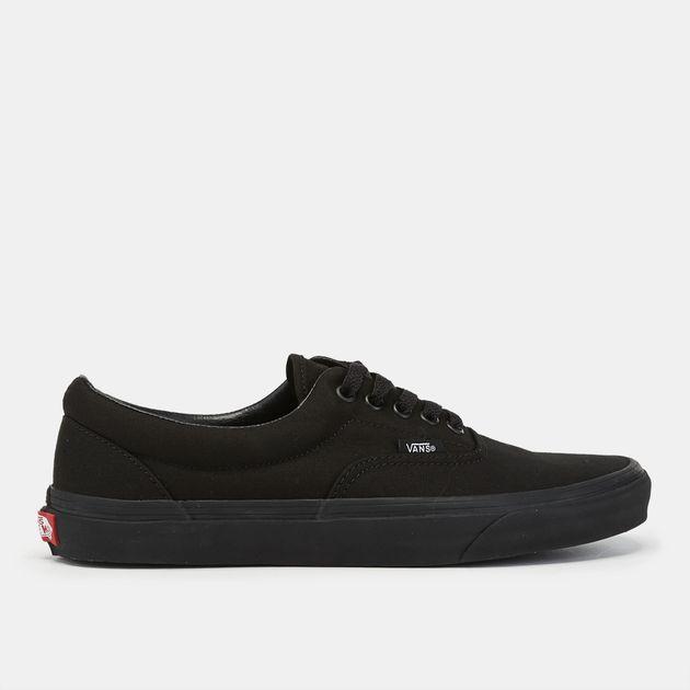 Black Vans Era Shoe  2448d350a