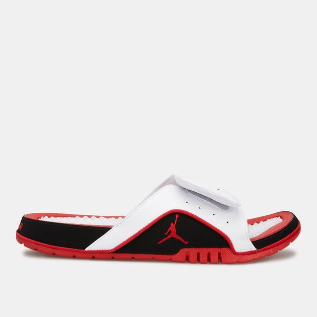 san francisco eb4a3 1ec66 Jordan Men's Air Jordan Hydro 4 Retro Slides