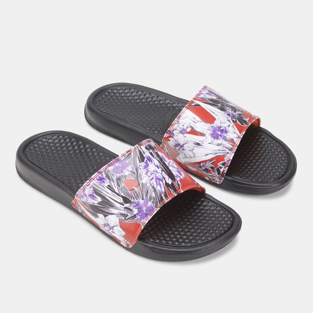 outlet store 2cd82 00a56 Nike Women s Benassi JDI Print Slides, 1477005