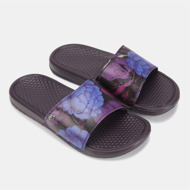 885e3429763e Nike Women s Benassi JDI Print Slides