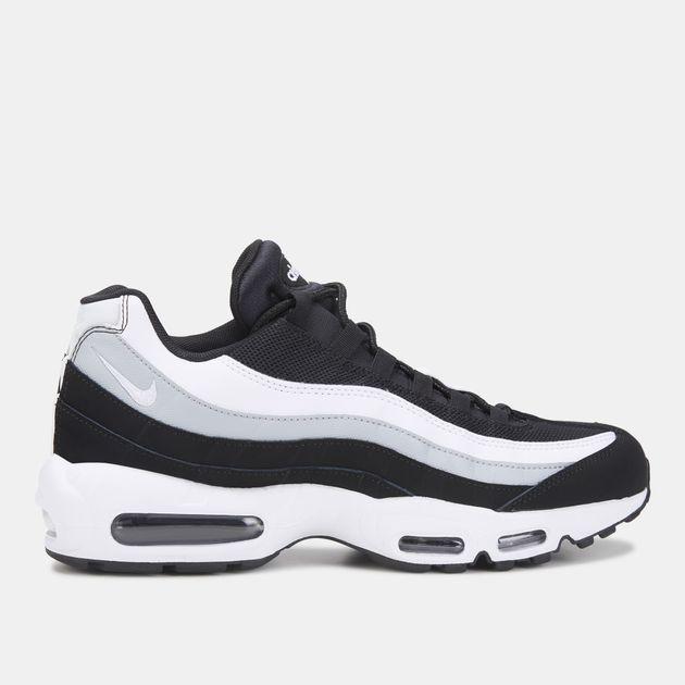 super popular fa466 cac79 Nike Men's Air Max 95 Essential Shoe