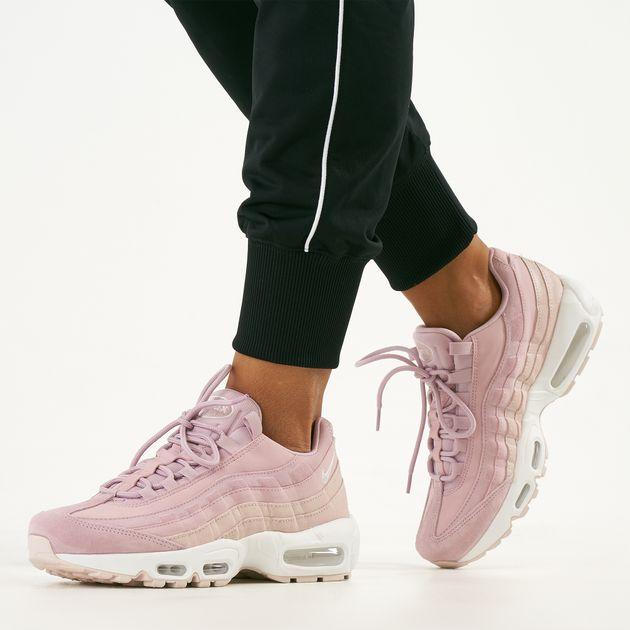 ed64da43221f6 Nike Women's Air Max 95 Premium Shoe