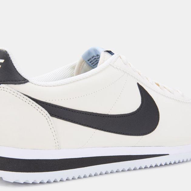 online store 8d375 614a0 Classic Nike kvinnas 1482368 Cortez Leather Shoe gwZx5q4w