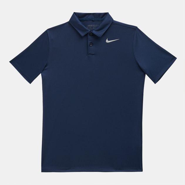 602eadfa Nike Golf Kids' Victory Polo Golf T-Shirt | Polo Shirts | Tops ...