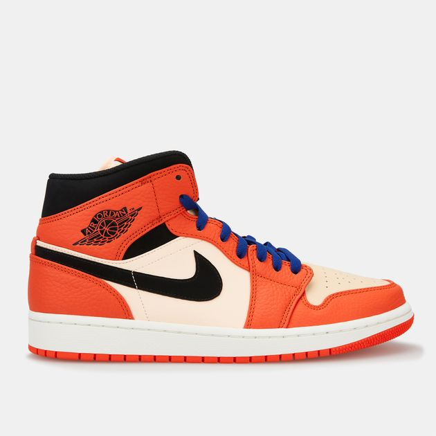 cb65836510142 Jordan Men's Air Jordan 1 Mid SE Shoe