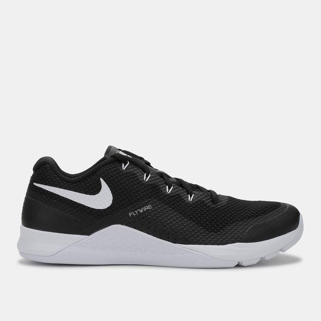 265e8d9e112dbc Shop Black Nike Metcon Repper DSX Training Shoe for Mens by Nike