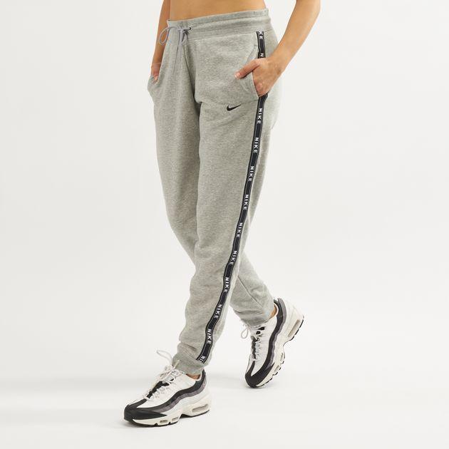 418128c6c Nike Women's Sportswear Logo Tape Pants | Track Pants | Pants ...