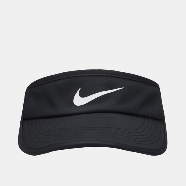 Nike Court AeroBill Tennis Visor - Black a1e2053f7b3