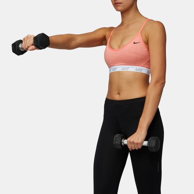 b94a75f0b98 Shop Pink Nike Indy Soft Bra for Womens by Nike