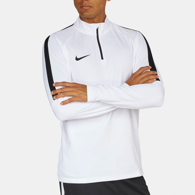 Nike Dry Academy Zip Drill Long Sleeve T-Shirt  41b1a0b26