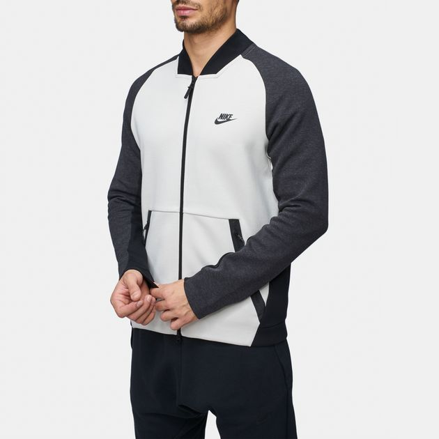 best service a660e 335b8 Nike Sportswear Tech Fleece Varsity Jacket, 864200