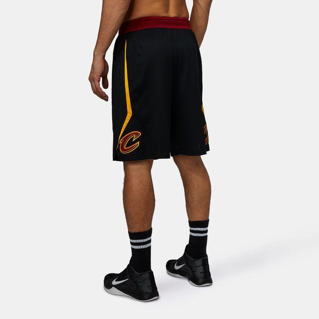 official photos 7f0a0 12eba Shop Black Nike NBA Cleveland Cavaliers Statement Edition ...
