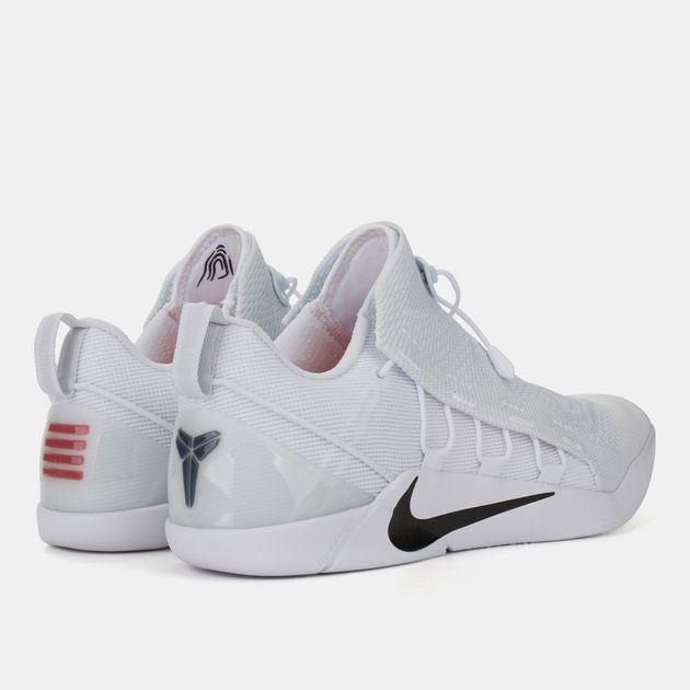 half off 1cbb0 662fa Shop White Nike Kobe AD NXT Basketball Shoe for Mens by Nike ...
