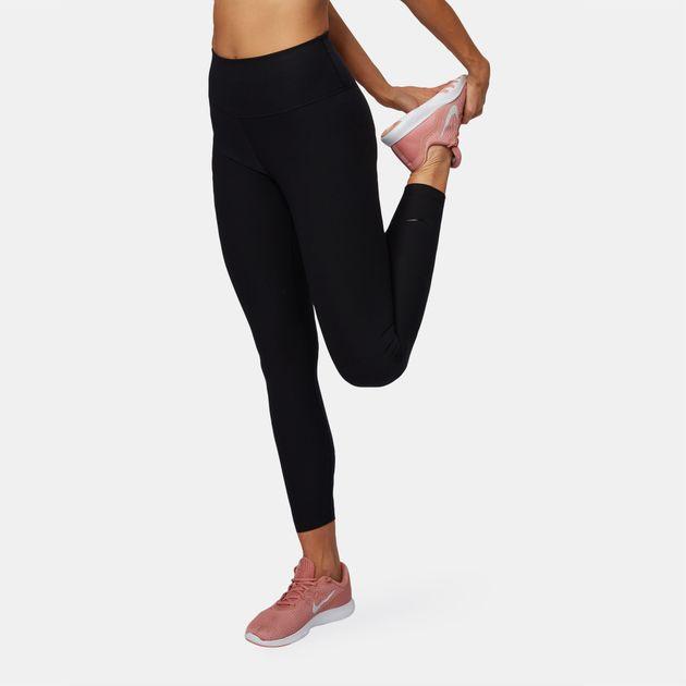 c4f6d3dcdb2 Shop Black Nike Sculpt Hyper Leggings for Womens by Nike