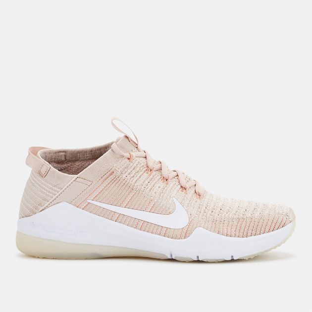 4a4b6a069df Beige Nike Air Zoom Fearless Flyknit 2 Training Shoe