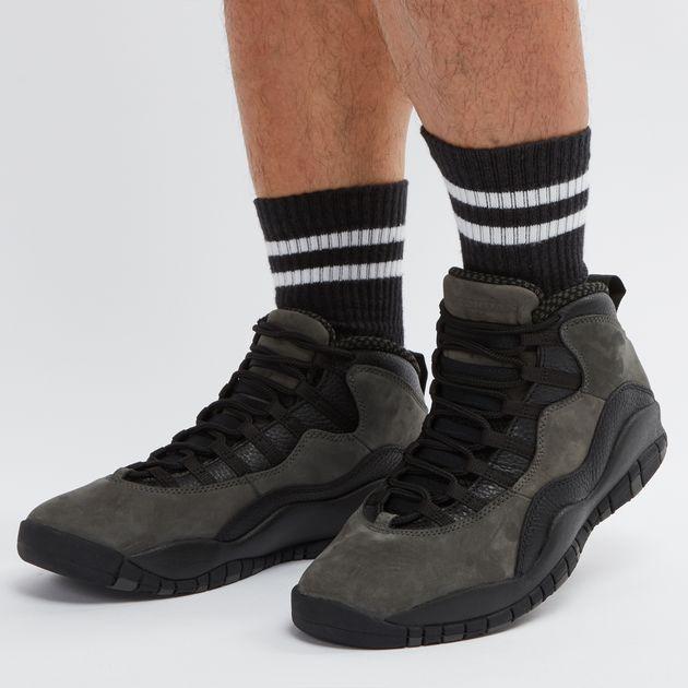 premium selection 78f40 d50f0 Jordan Air Jordan 10 Retro Shoe, 1145109