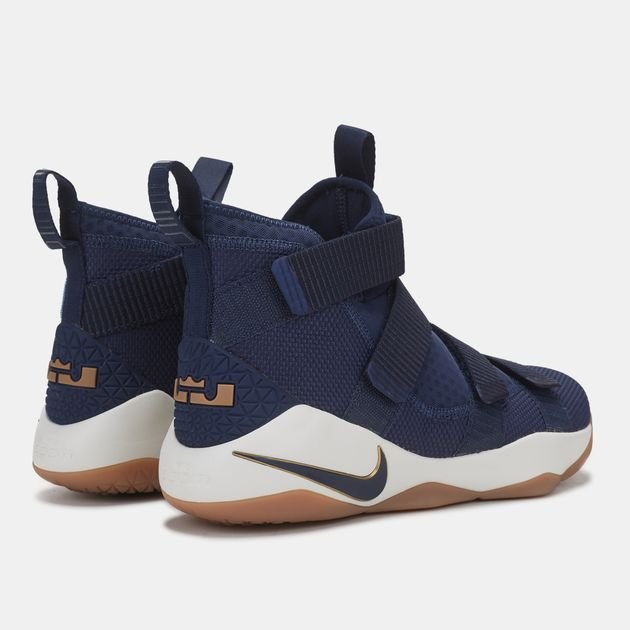 brand new ef379 18cbc Nike LeBron Soldier 11 'Cavs' Shoe | Basketball Shoes ...