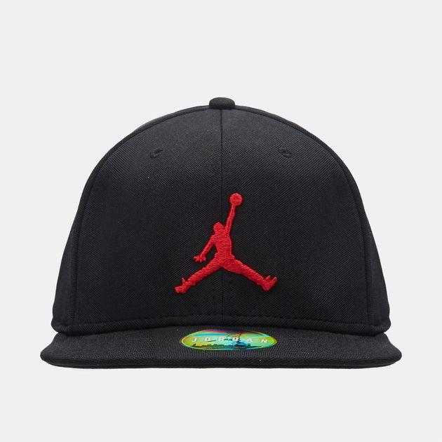 Jordan Jumpman Snapback - Black b485d21f02f