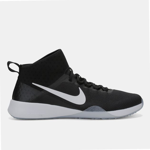 4aff934eb17 Shop Black Nike Air Zoom Strong 2 Training Shoe for Womens by Nike