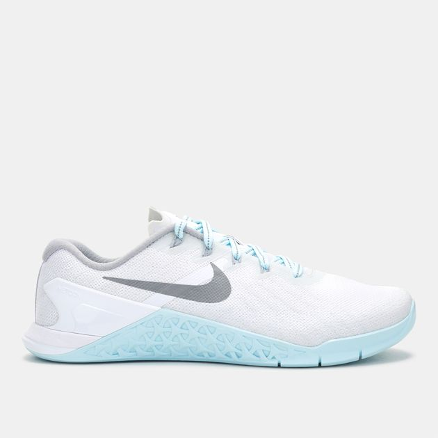 5c5d57a8c291 Shop White Nike Metcon 3 Reflect Training Shoe for Womens by Nike