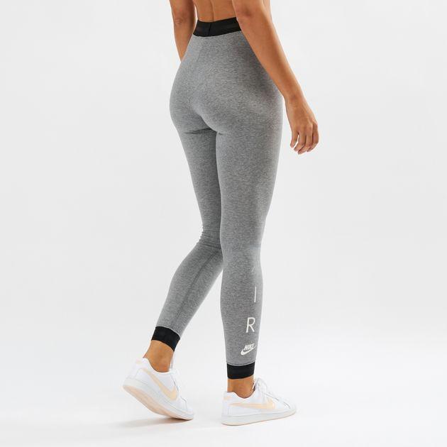 f35125a13e24e Nike Air High Waisted Leggings | Full Length Leggings | Leggings ...