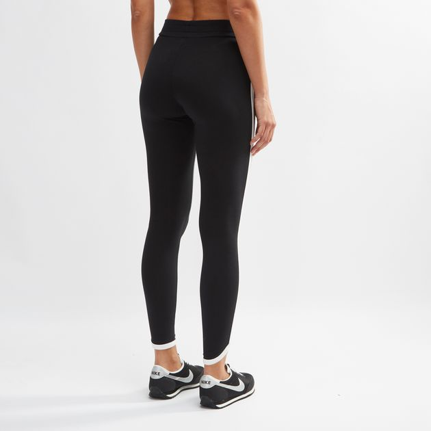 d7ac54ea1ead6 Shop Black Nike Sportswear Archive Leggings for Womens by Nike | SSS