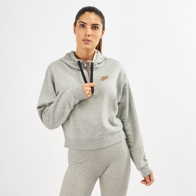 8e4770b652ac Nike Sportswear Air Half-Zip Hoodie