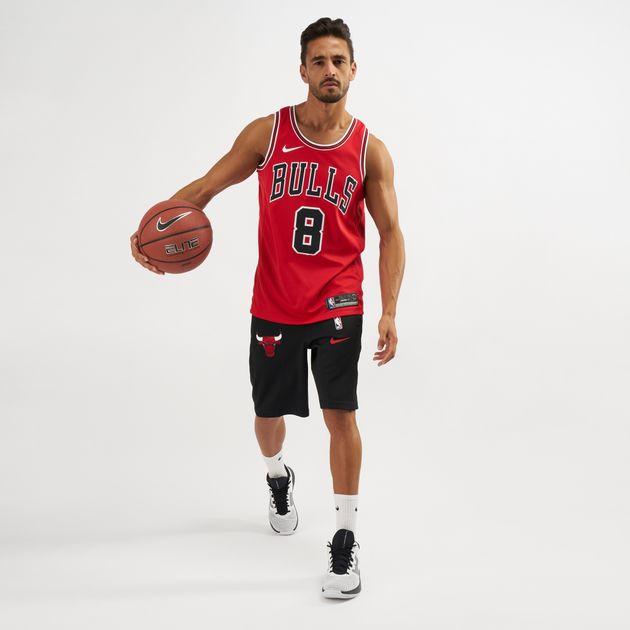 aee8b5805a914 Nike NBA Chicago Bulls Therma Flex Shorts | Shorts | Clothing ...