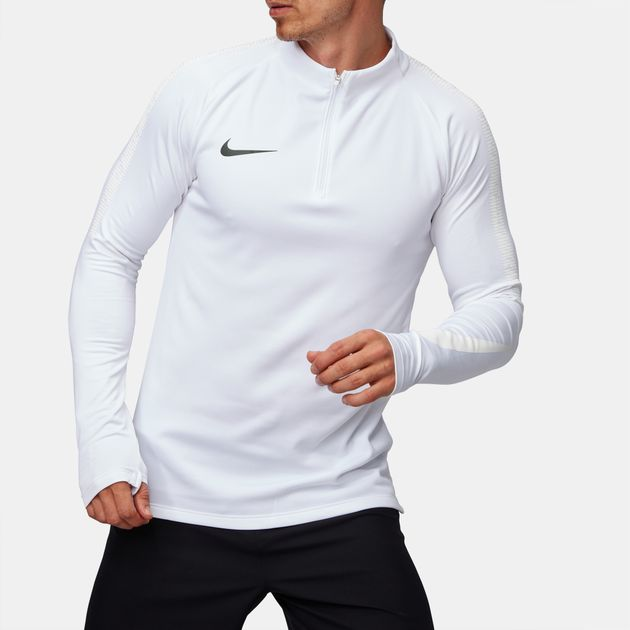 fa148509b Nike Dry Squad Drill Long Sleeve Football Top | Sweatshirts ...