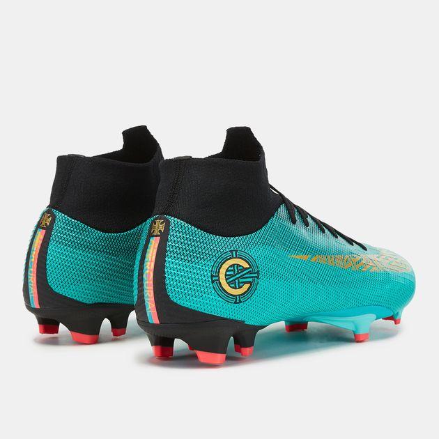 b00f80a3f955 Nike Mercurial Superfly VI Pro CR7 Firm Ground Football Shoe ...